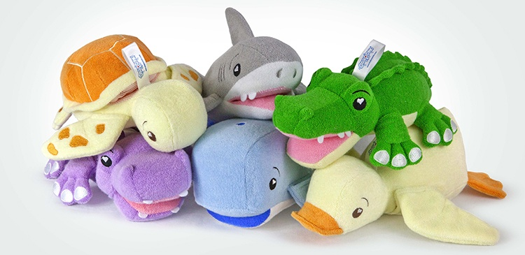 soapsox shark and friends