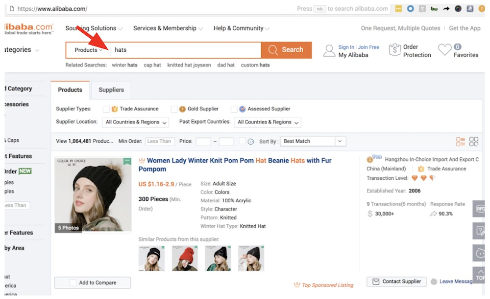 0c5b5c9881f Buying From Alibaba  Security