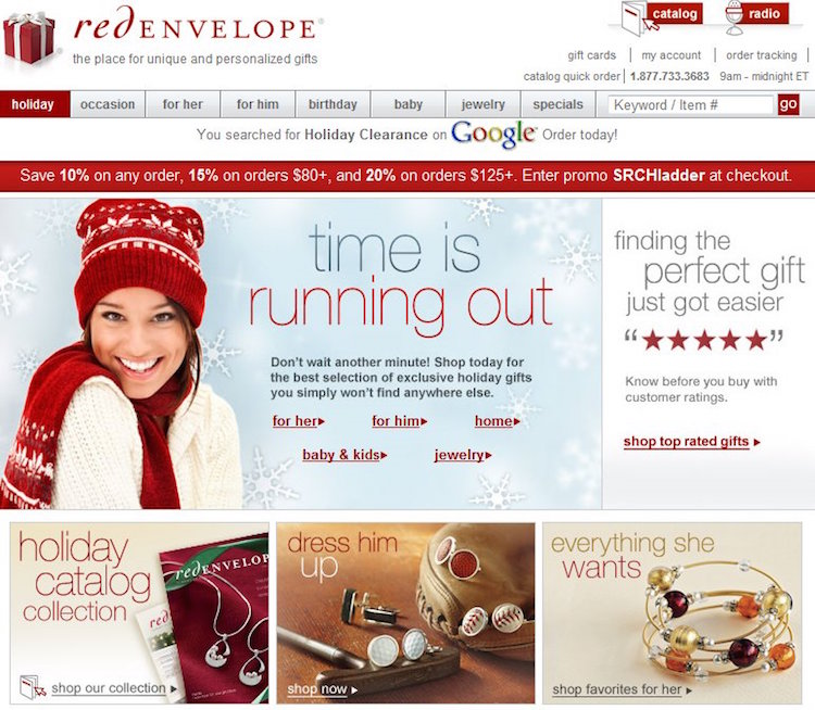 Holidays-ecommerce-tips-landing-page