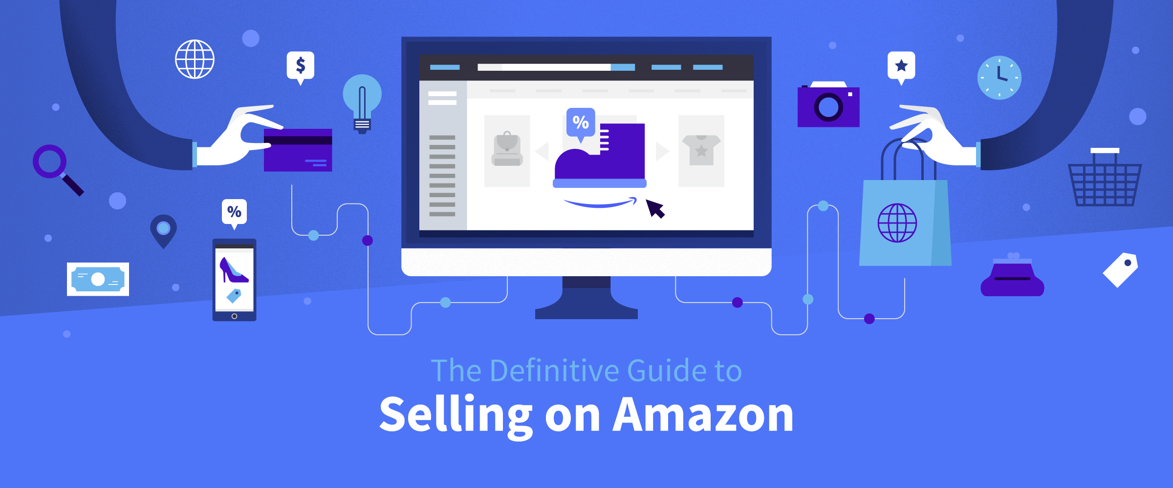 The Definitive Guide to Selling on Amazon [2018 Edition]