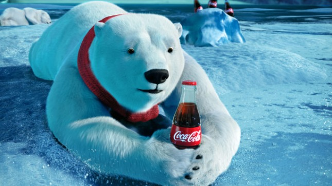 coca cola global warming