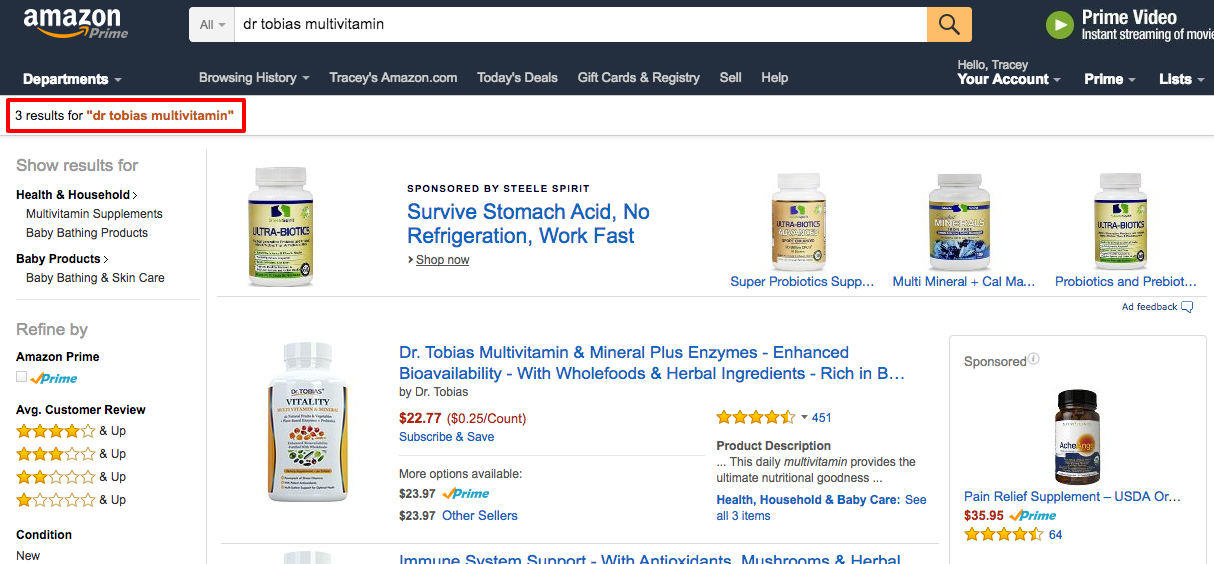 Amazon SEO: How to Rank Products on Page 1 of Amazon Search