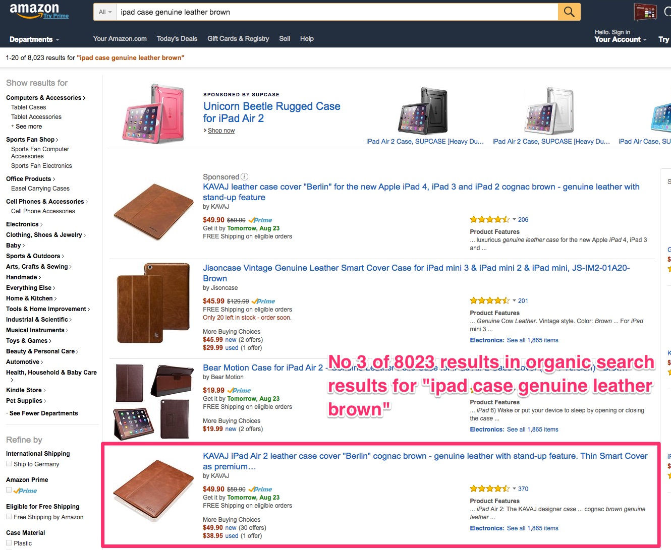 amazon pricing strategy