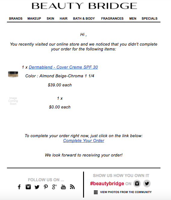 abandoned-cart-first-email