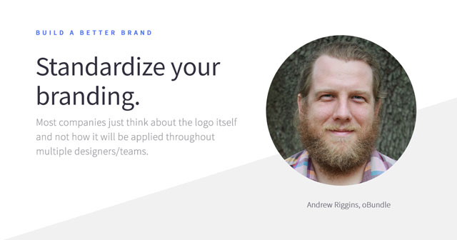 """6b385b6ba Employ a standardized """"Style"""" or """"Branding"""" Guide for your company. Most  companies just think about the logo itself and not how it will be applied  ..."""