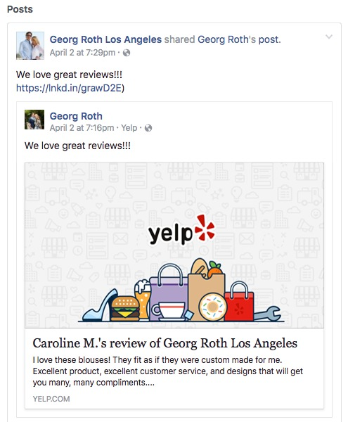 yelp-georg-roth-customer-testimonials