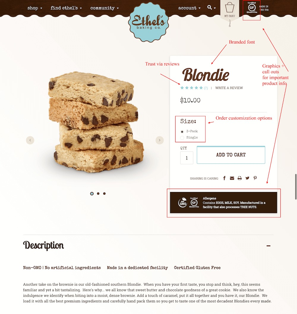Effective Ecommerce Product Page Examples + Best Practices