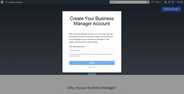 Facebook business manager 02