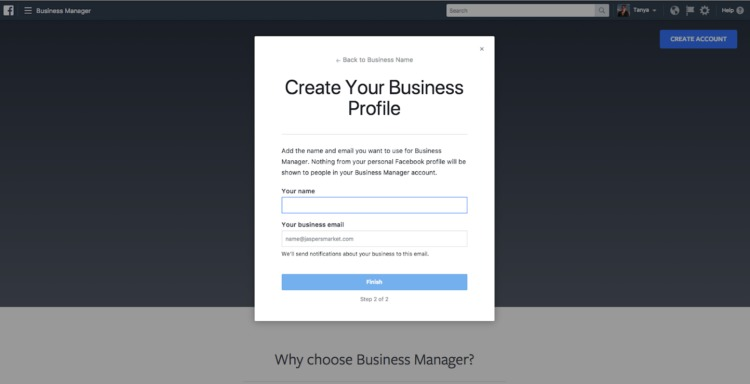Facebook business manager 03