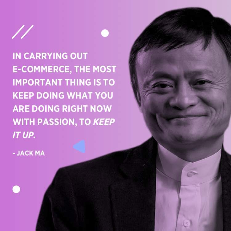 jack ma passion quote
