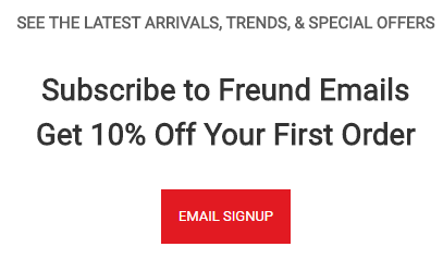 email opt in Freund Container