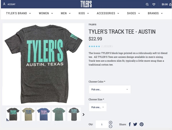 email opt in tylers