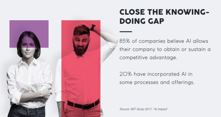 ecommerce ai closing the knowledge gap