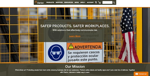 Clarion Safety Systems