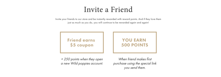 customer retention strategies invite a friend