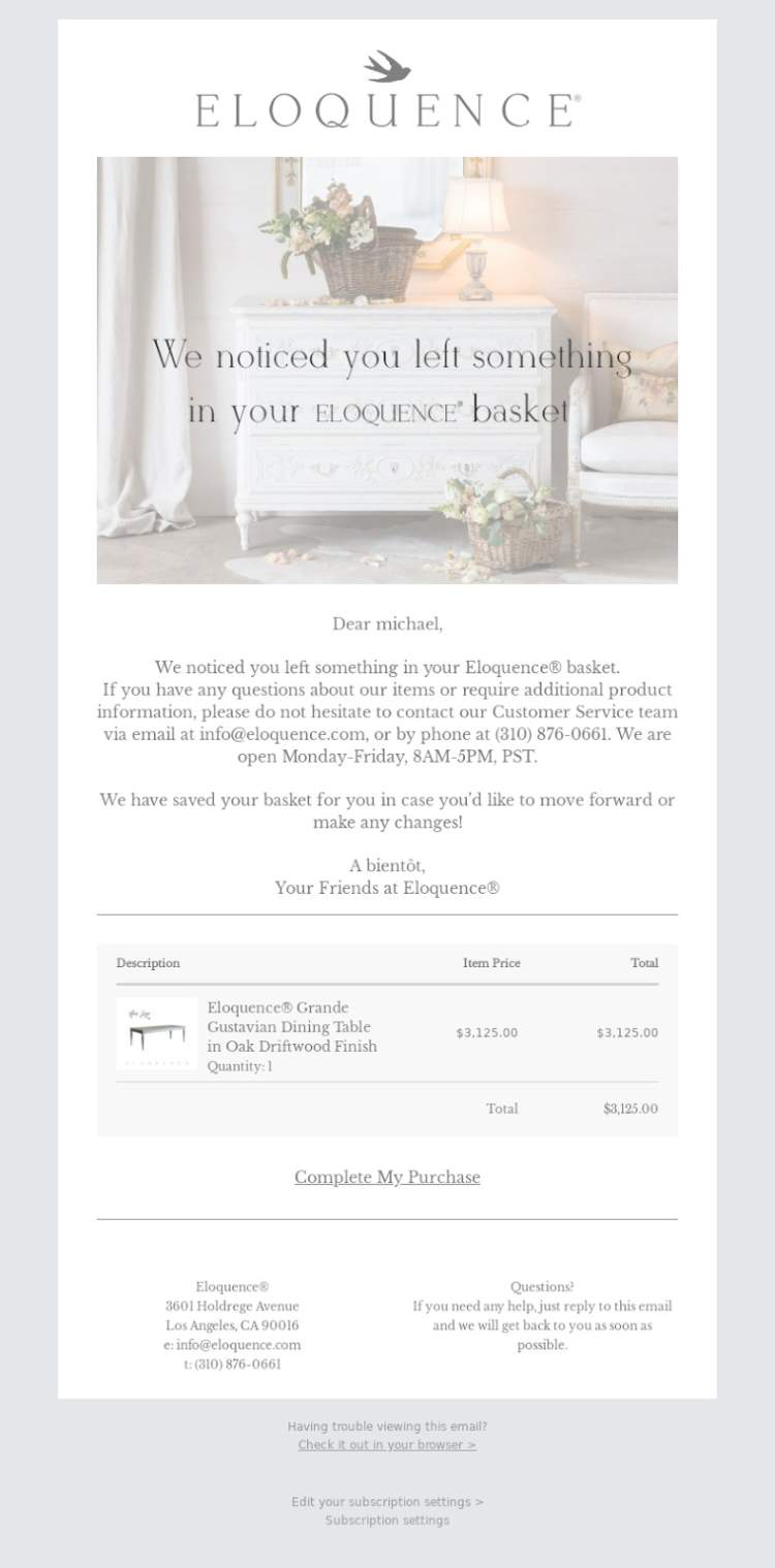 effective email marketing eloquence