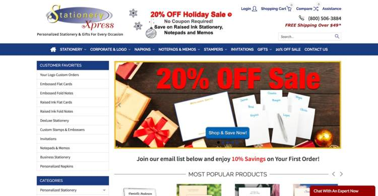 innovative ecommerce brands stationeryxpress