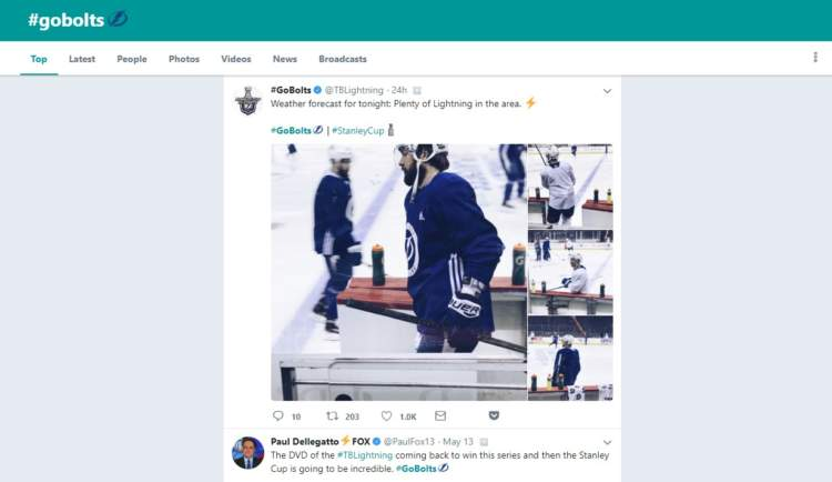twitter hacks gobolts