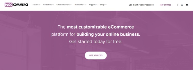 wordpress ecommerce plugins woocommerce