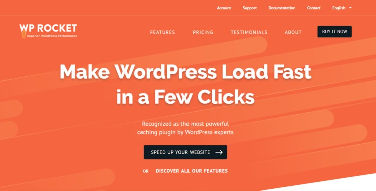 wordpress ecommerce plugins wp rocket