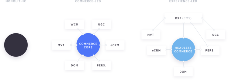 Headless Commerce: The Unseen Strategy Used To Sell Online (2019)