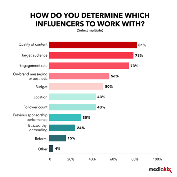 What are the challenges faced by influencers?