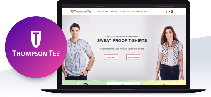 Thompson Tee Magento Migration