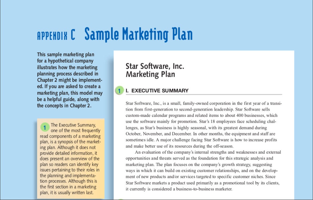 how to write a marketing plan in 2019  templates   examples