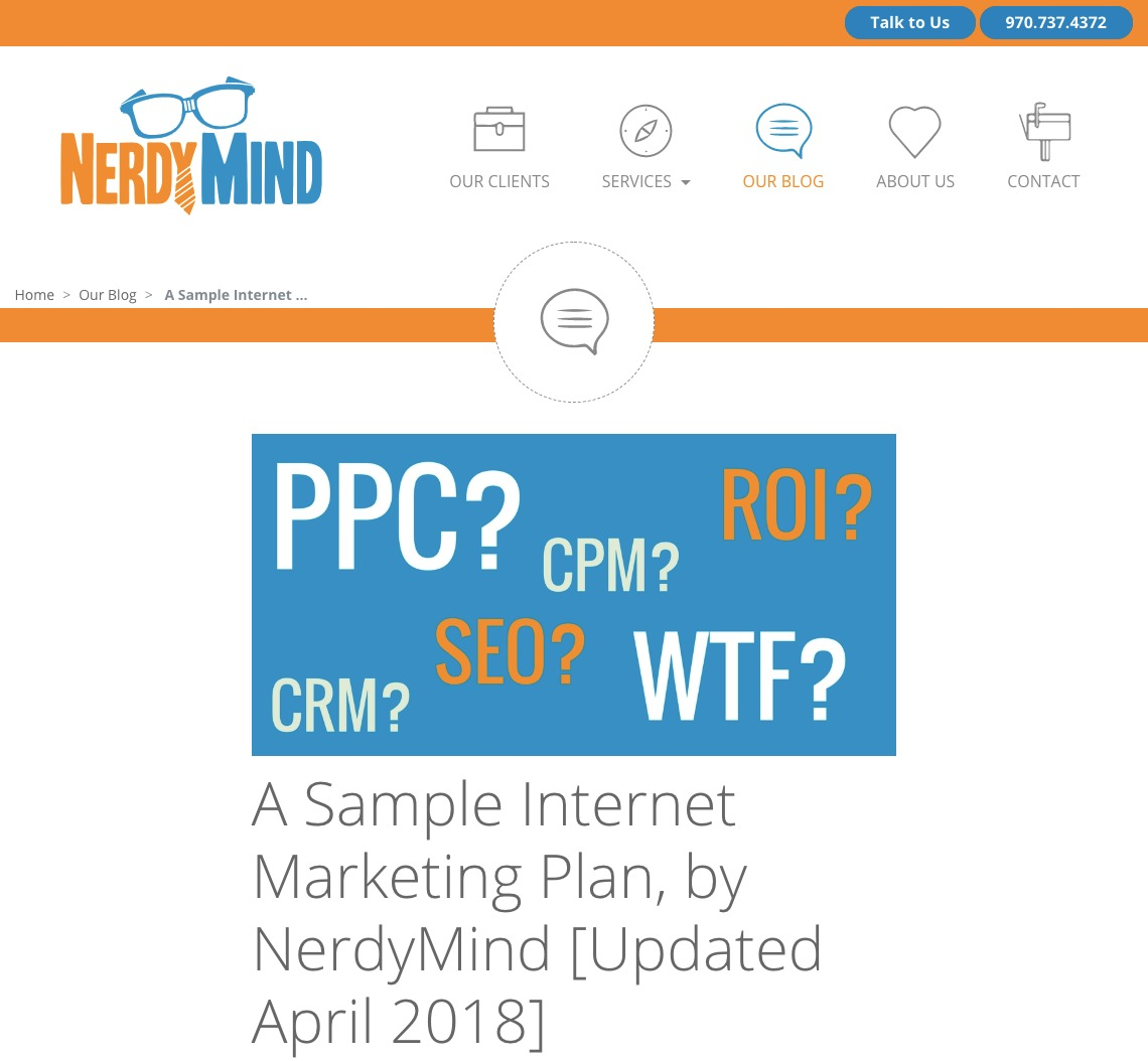 nerdymind example