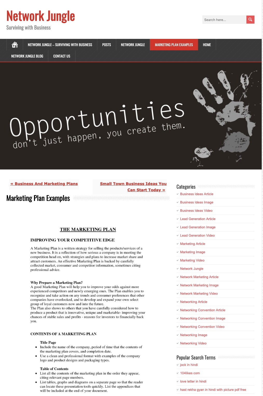 How To Write A Marketing Plan In 2021 Templates Examples