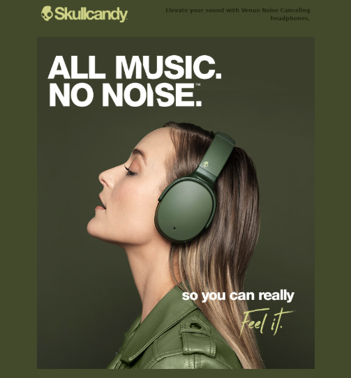 skullcandy email example