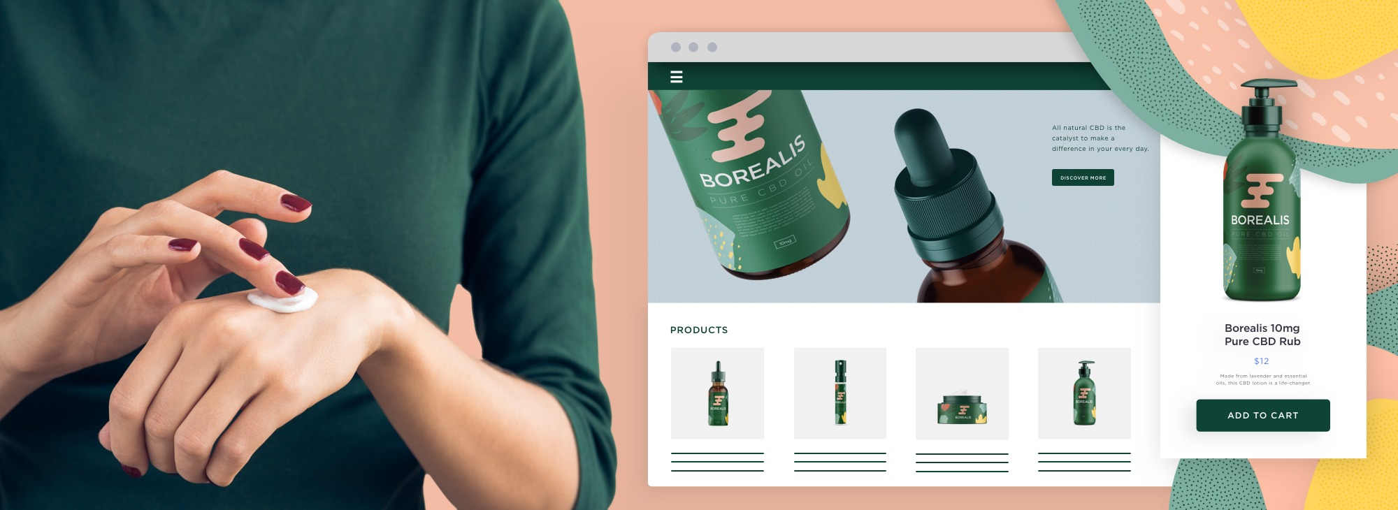 How To Sell CBD Online Header